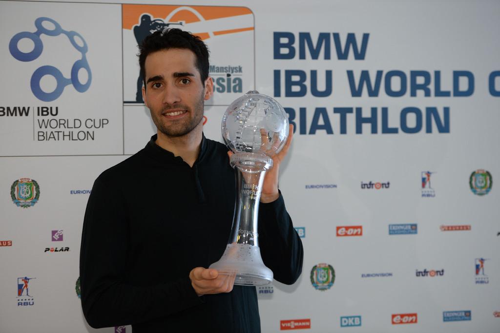 Classement de la coupe du monde de biathlon hommes 2017 - Classement coupe du monde de biathlon ...